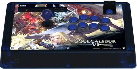 Real Arcade Stick Edition Soulcalibur VI Exclusivité Micromania