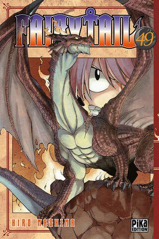 Manga - Fairy Tail - Tome 49