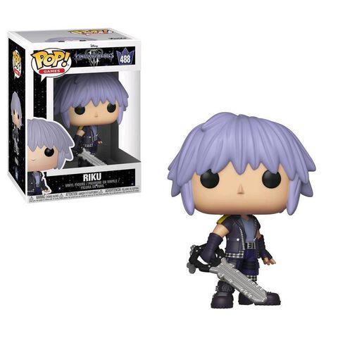 Figurine Funko Pop! N°488 - Kingdom Hearts 3 - Riku