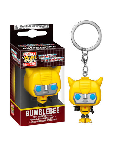 Porte Cles Toy Pop - Transformers - Bumblebee