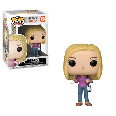 Figurine Funko Pop! N°754 - Modern Family - Claire