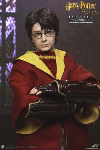 Figurine Star Ace Toys - Harry Potter My Favourite Movie - Harry Potter Quidditch
