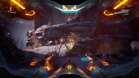 DLC - Halo 5 Guardians - 15 Gold Req Packs (plus 5 offerts)