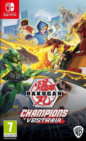 Bakugan Champions De Vestroia