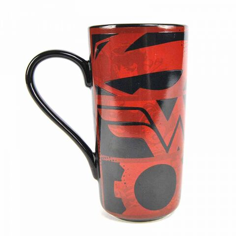 Mug - Justice League - Latte Heat Change Batman Aquaman Et Flash
