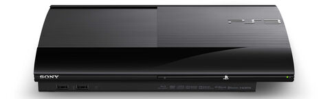 PlayStation 3 Noire - 12 Go