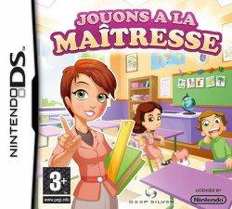 Jouons A La Maitresse
