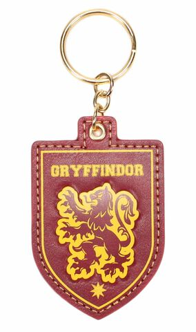 Porte-cles - Harry Potter - Ecusson Gryffondor
