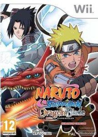 Naruto Shippuden, Dragon Blade Chronicles