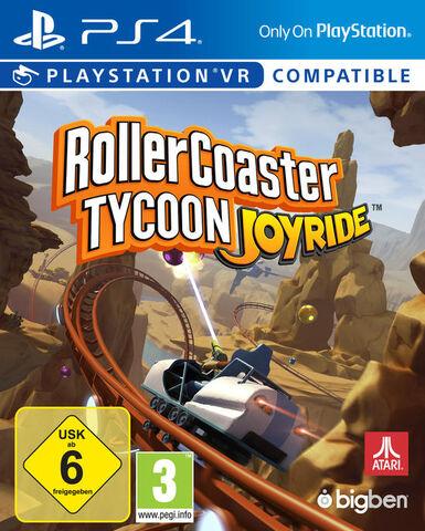 Roller Coaster Tycoon Joyride Vr