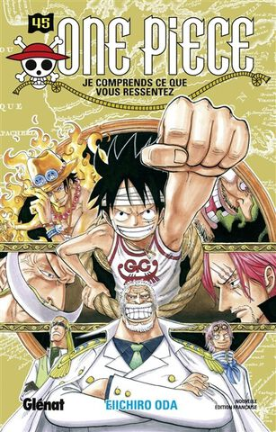 Manga - One Piece - Edition Originale Tome 45