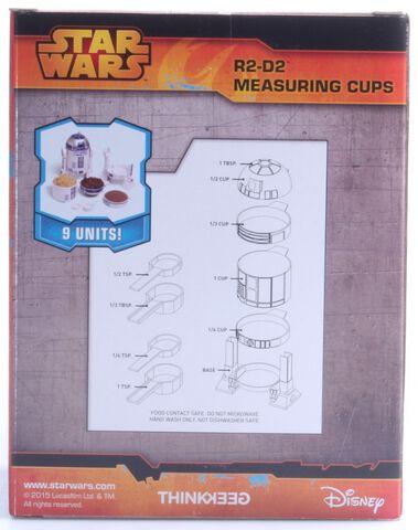 Bols - Star Wars - R2-D2 - Aide à la mesure - Exclusif Micromania - GameStop
