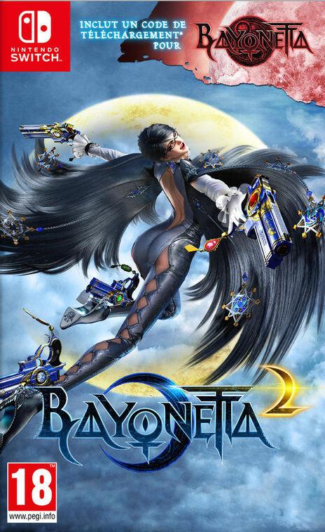 Bayonetta 2 + Code Pour Bayonetta