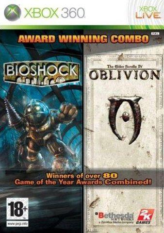 Pack The Elder Scroll IV Oblivion / Bioshock