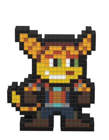 Lampe - Ratchet Et Clank - Ratchet Pixel Pals