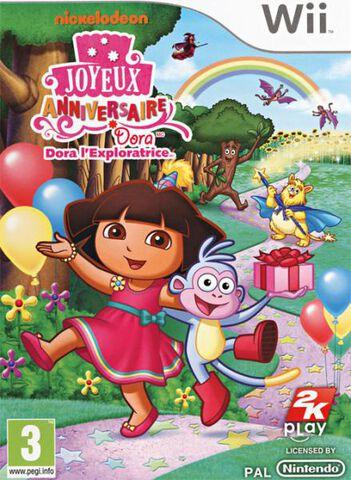 Dora, Joyeux Anniversaire (big Birthday Adventure)