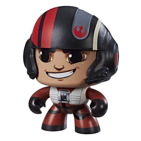 Figurine - Star Wars - Mighty Muggs Poe