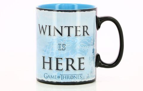 Mug - Game of Thrones - Heat Change Winter is Here 460 ml