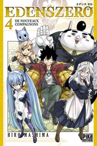 Manga - Edens Zero - Tome 04