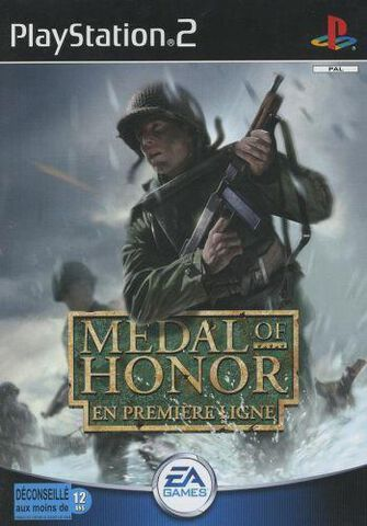 Medal Of Honor: En 1ere Lign