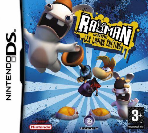 Rayman, Contre Les Lapins Crétins