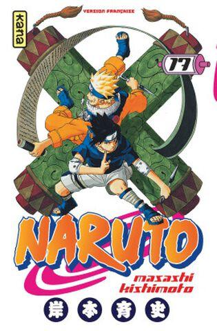 Manga - Naruto - Tome 17