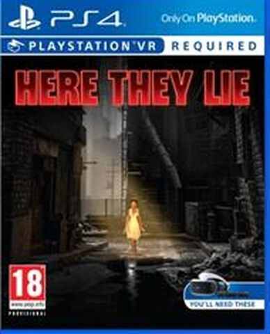 Here They Lie - VR