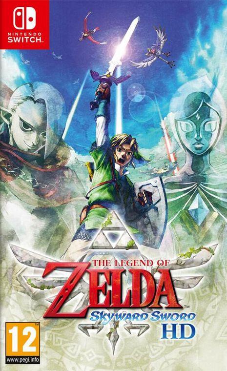 The Legend Of Zelda Skyward Sword Edition Hd
