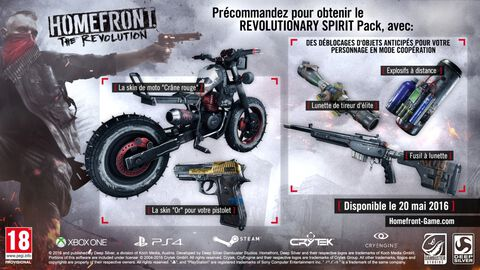 Homefront The Revolution Day One