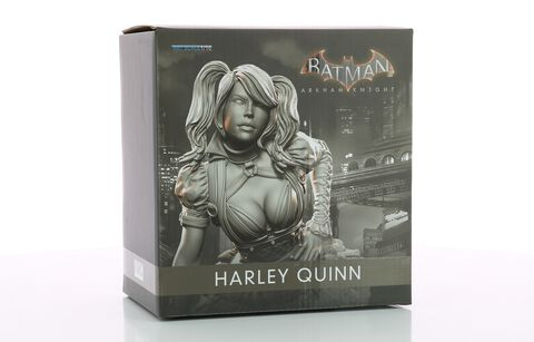 Statuette Iron Studios - Batman : Arkham Knight - Harley Quinn 17 cm