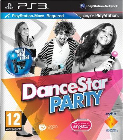 Dancestar Party (move)
