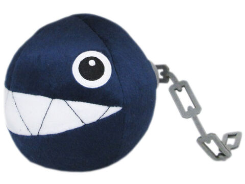 Peluche - Nintendo - Chain Chomp 14 cm