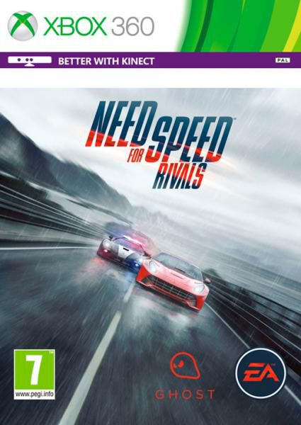 Need for Speed Rivals Xbox 360