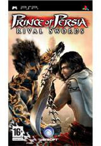 Prince Of Persia, Rival Swords