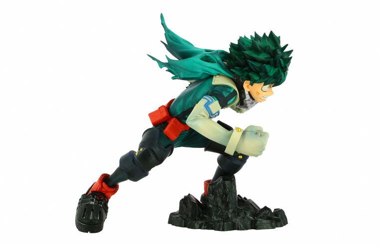 Figurine Wfc - My Hero Academia - Izuku Midoria