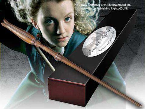 Replique - Harry Potter - Baguette De Luna Lovegood