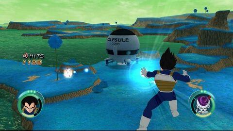 Dragon Ball Z, Raging Blast