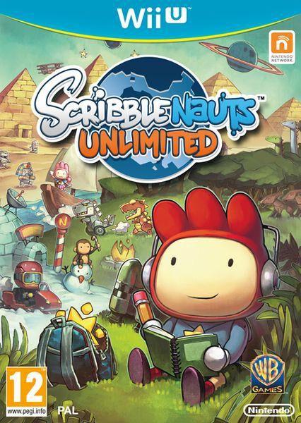 scribblenauts онлайн играть
