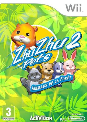 Zhuzhu Pets 2 : Animaux De La Forêt