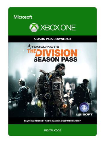 Season Pass - The Division - Xbox One