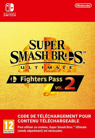 Super Smash Bros. Ultimate - Dlc - Fighters Pass Vol.2