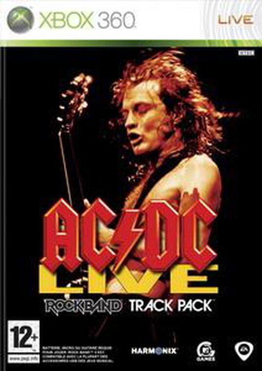 Rock Band Ac/dc Live