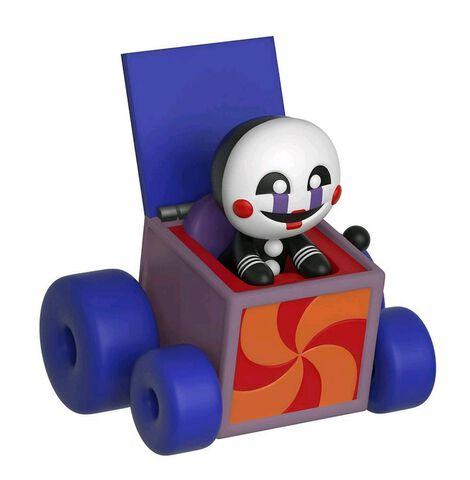 Figurine Funko Super Racers - Five Nights At Freddy's - Marionette