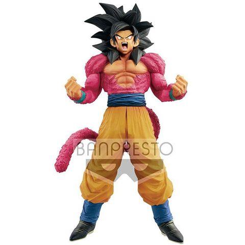 Figurine - Dragon Ball GT - Son Goku Super Saiyan IV