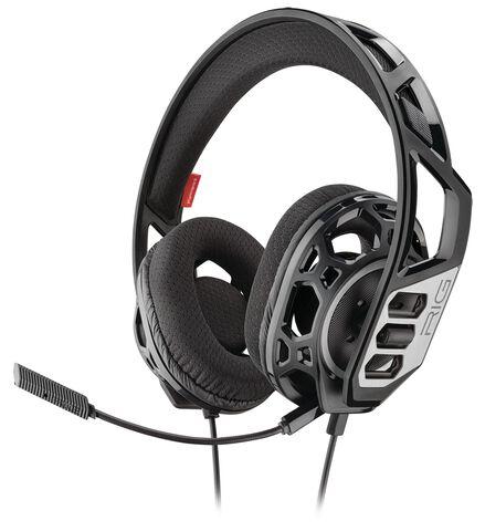 Casque - Plantronics - RIG 300 Noir