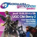 1 Place Micromania GameShow Special E3 2014
