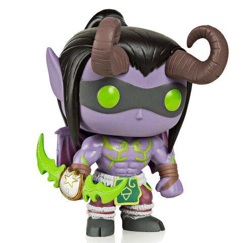 Figurine Funko Pop! N°14 -world Of Warcraft - Illidan