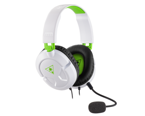 Casque Turtle Beach Ear Force Recon White 50x Xone/ps4/pc