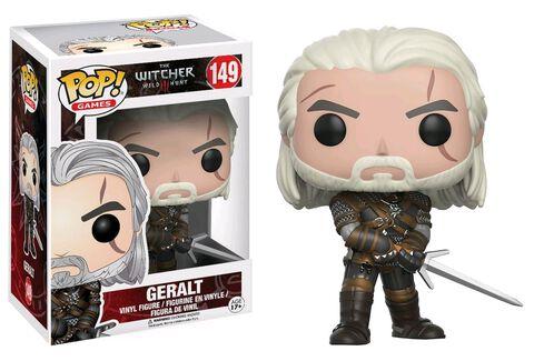 Figurine Funko Pop! N°149 - The Witcher - Geralt