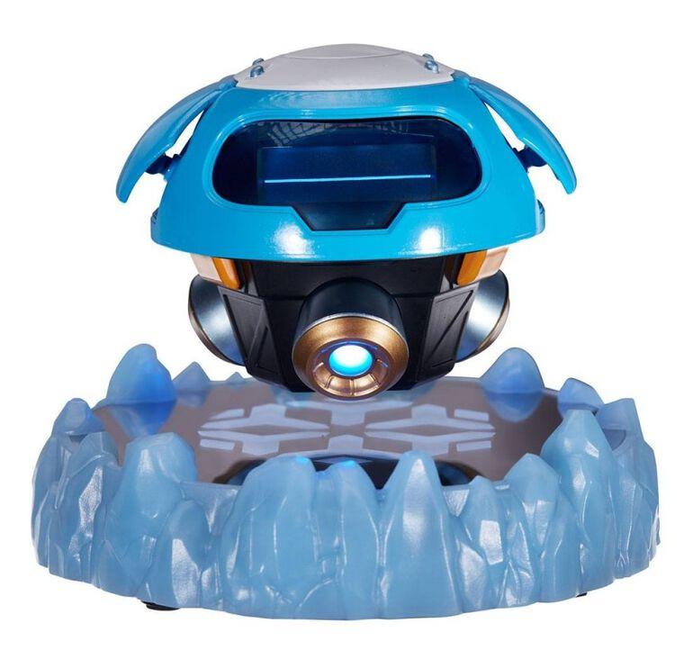 Statuette - Overwatch - Mei Snowball flottant